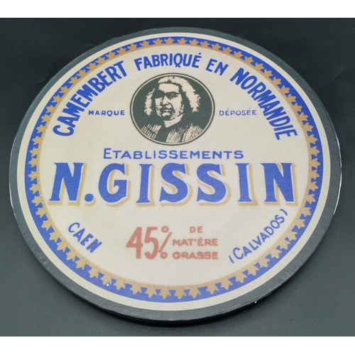 47 - FRENCH ADVERTISING PLATTER (Boxed)...