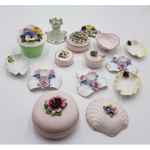 40 - DENTON CHINA ITEMS (Qty Of)(Please Note This Lot Will NOT BE PACKED OR SHIPPED....PICK UP ONLY !!!!)...