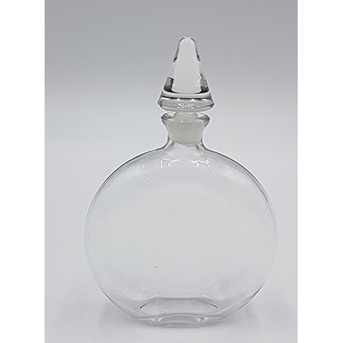 723 - PRESENTED AS A GUERLAN LALIQUE PERFUME BOTTLE c1950s...