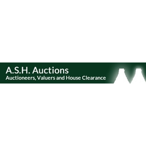 1 - Welcome To A.S.H. Auctions .This Is A Two Day Event Comprising Of 1,345 Lots. Lot Number 2 To Lot Nu...