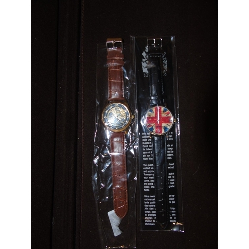 58 - Two new collectors watches...