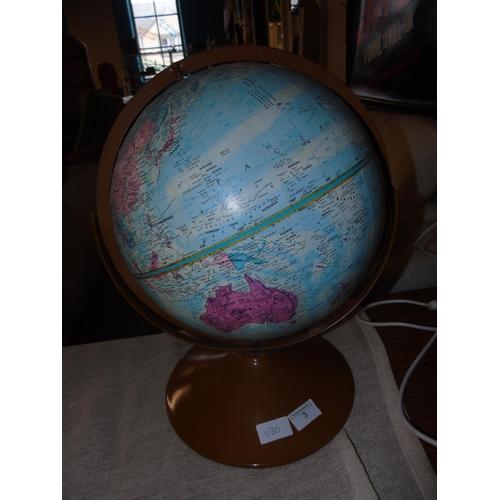 3 - A vintage Globe Master 12