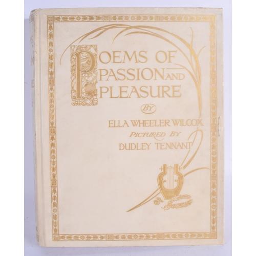 1264 - Poems of Passion & Pleasure by Ella Wheeler Wilcox....