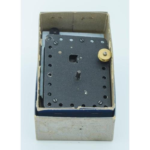 4002 - A vintage boxed Meccano No 1 clockwork motor 10 x 7.5cm....