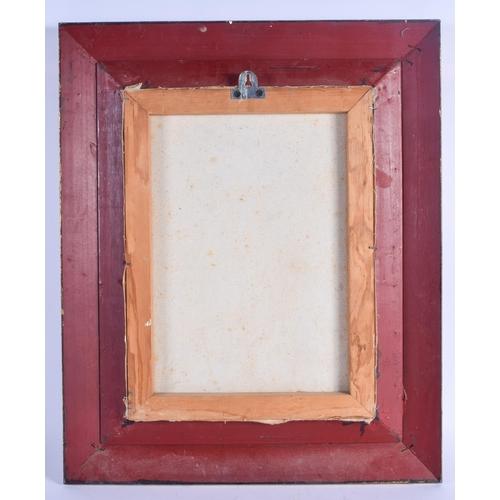 435 - Continental School (20th Century) Oil on canvas. Largest image 50 cm x 34 cm. (2)...