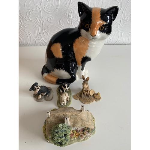 67 - Staffordshire Cat 12