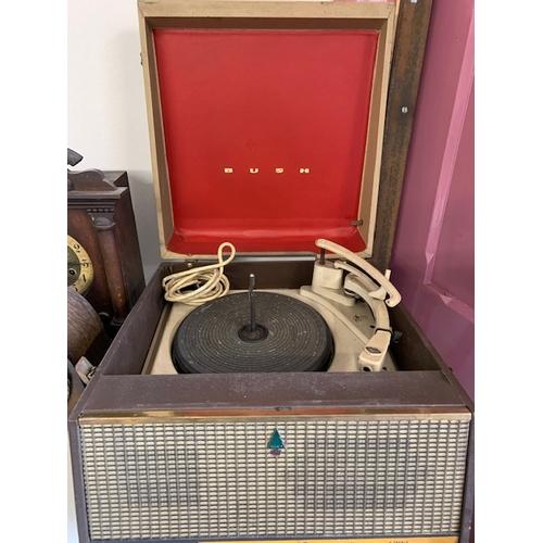 473 - Old Bush record player (a/f)