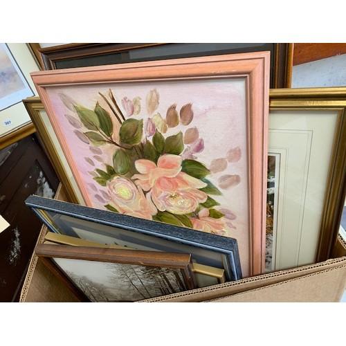 321 - Box of 6 prints