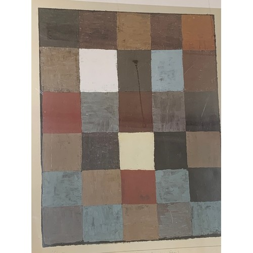342 - Print - Colour table 1930 Paul Klee - print 22