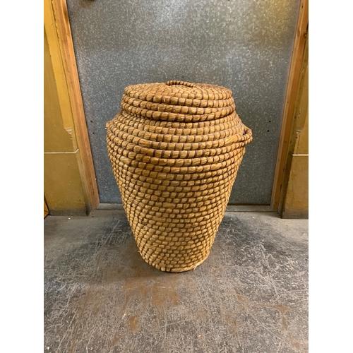 495 - 'Alibaba' linen basket