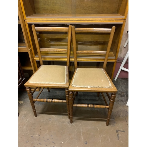 501 - 2 bedroom chairs