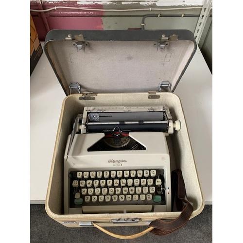 623 - Olympia typewriter