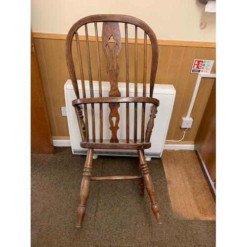 423B - 19th Century Windsor Chair