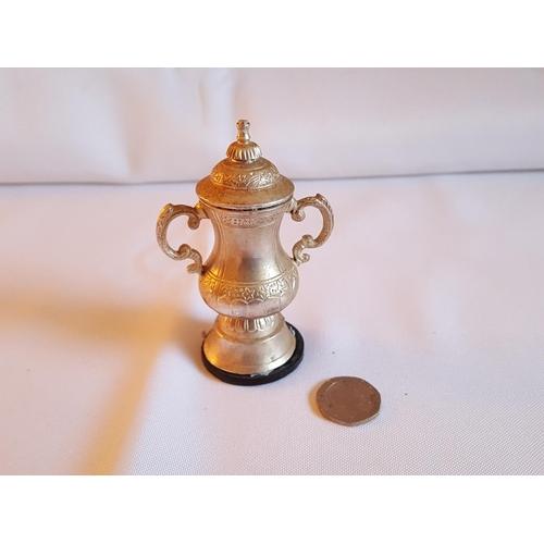 37 - Chelsea miniature FA cup...