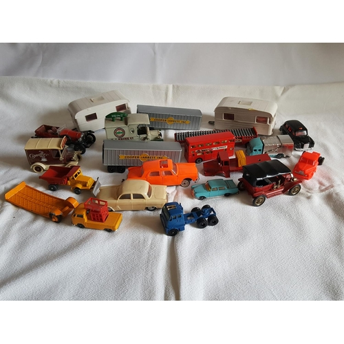 6 - quantity of vintage cars etc...