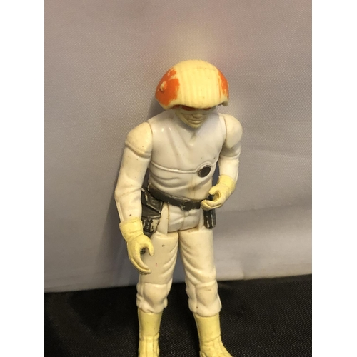 60 - vintage Star War figure...