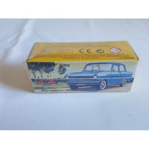 20 - Norev Dinky Opel Kadett...
