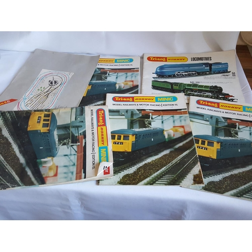 26 - Triang Hornby mags...