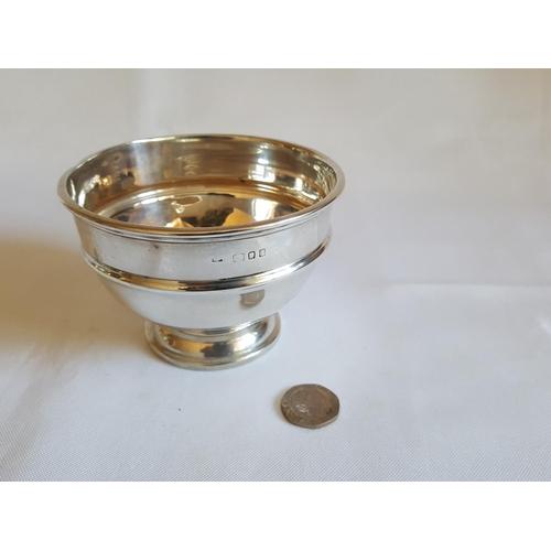 5 - HM silver bowl trophy c1935...