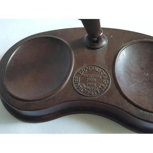 16 - vintage bakelite pen holder...