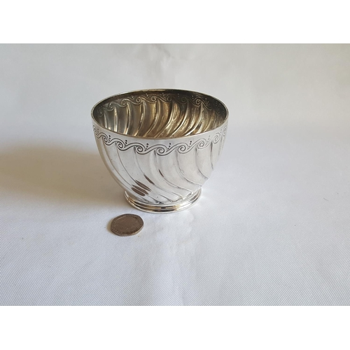 54 - HM silver bowl by Joseph Rodgers & Sons c1897...