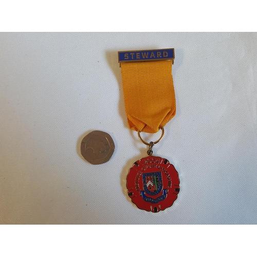 10 - masonic jewel steward