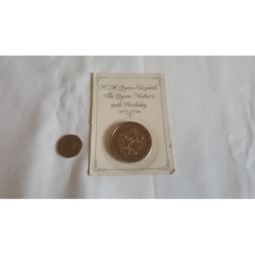 11 - Sealed £5 coin