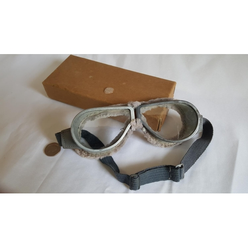 14 - boxed flying goggles
