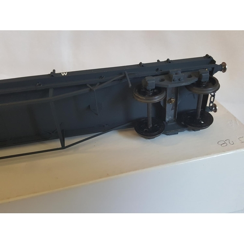 16 - kit built o gauge Haywood J28 good stock