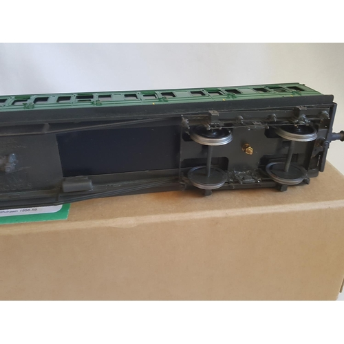 32 - kit built o gauge Roxey 7EMU1M SR 2NOL electric motor brake third