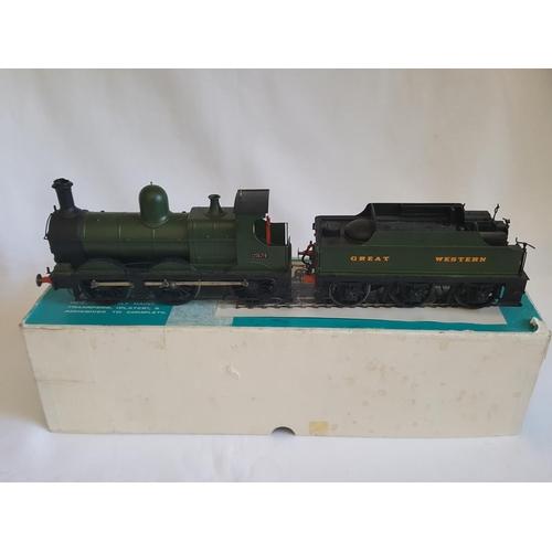 33 - kit built o gauge Vulcan GWR Dean goods locomotive