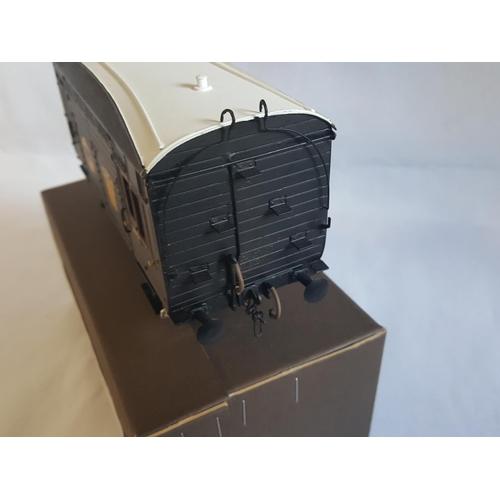 34 - kit built o gauge DS 516 GWR horse box