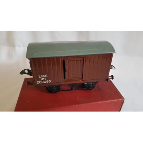 40 - Hornby o gauge no.1 goods van