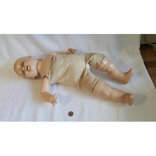 5 - vintage doll for spares