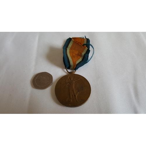 58 - WW1 medal