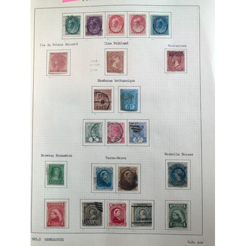1 - British Commonwealth 1850-1935 good collection featuring very clean ranges of M & U across many terr...