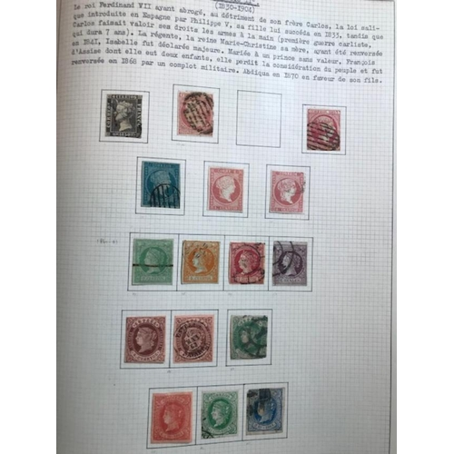 2 - Europe & Colonies 1849-1950 collection M & (chiefly) light/fine used, all identified by Yvert, we no...