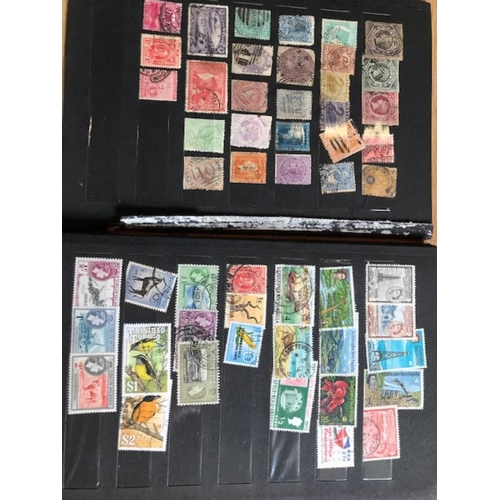 49 - British Empire useful lot on stockcards QV-QE with higher values to £2 (100s)