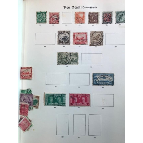 9 - Pair of red Imperial albums slightly faded spines good general ranges nothing exeptional but ideal f...