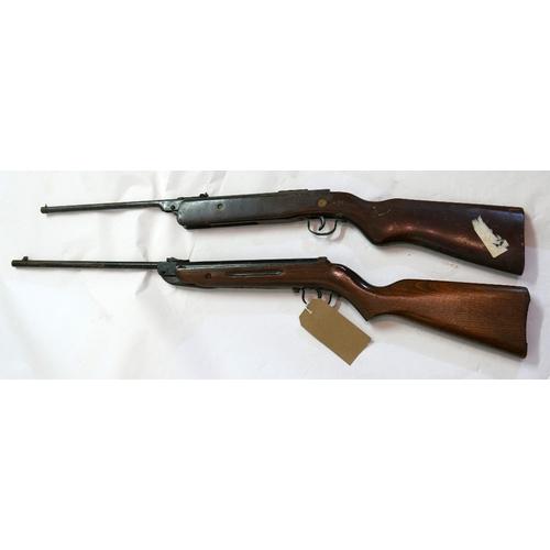 145 - Two 'Diana' air rifles...