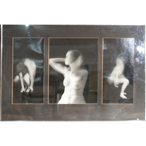 7 - Robert Clatworthy R.A. (British, 1928-2015), 'Triptych IV', 1981, photographic study, artists proof ...