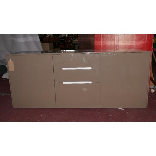 185 - A Dwell sideboard, H.66 W.160 D.39cm...