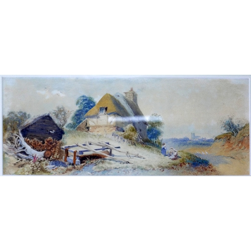 104 - A mixed lot of pictures, to include an ink study of Masada fortress in Israel, signed and dated '71,...