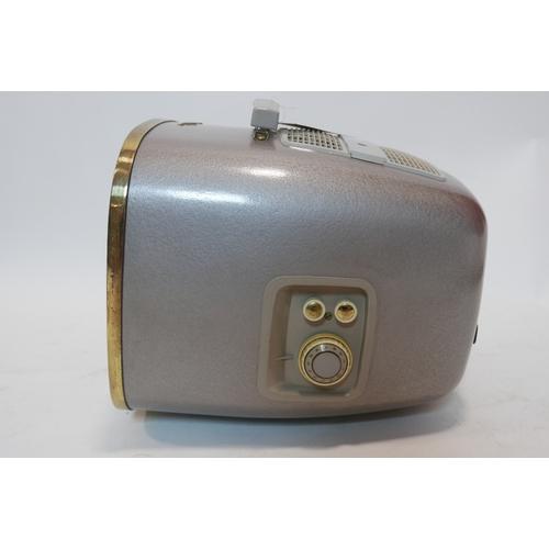 48 - A vintage 1950's Kolster Brandes Royal Star TV, H.47 W.43 D.40cm...