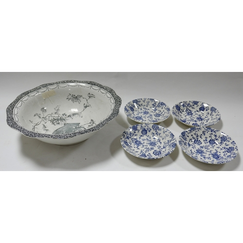 269 - A collection of ceramics...