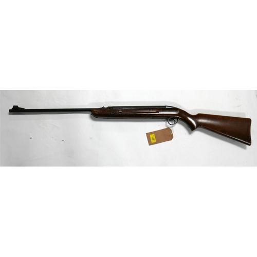 296 - A vintage BSA air rifle...