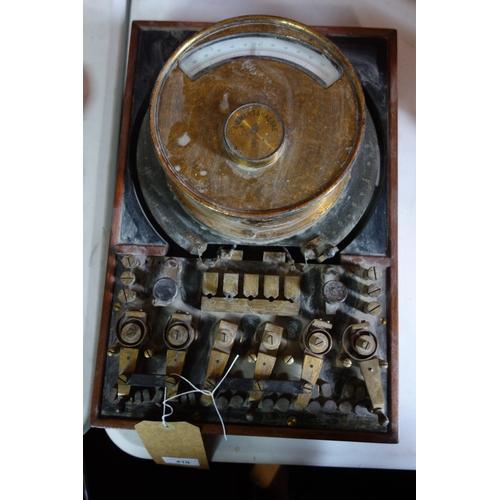 410 - A vintage Siemens & Halske galvanometer...