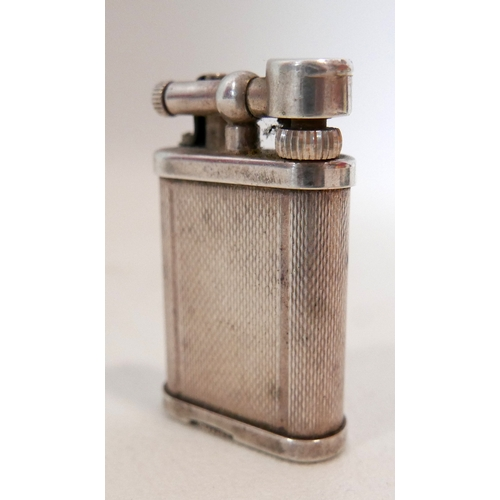 4 - A vintage Dunhill lighter in original box...
