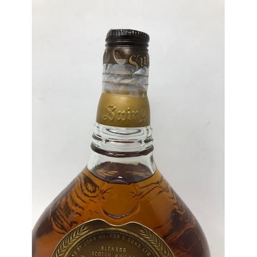 333 - Johnnie Walker 'Swing' blended Scotch whisky, 86.8 proof, 75cl...