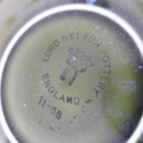 635 - A Lord Nelson pottery tea set...